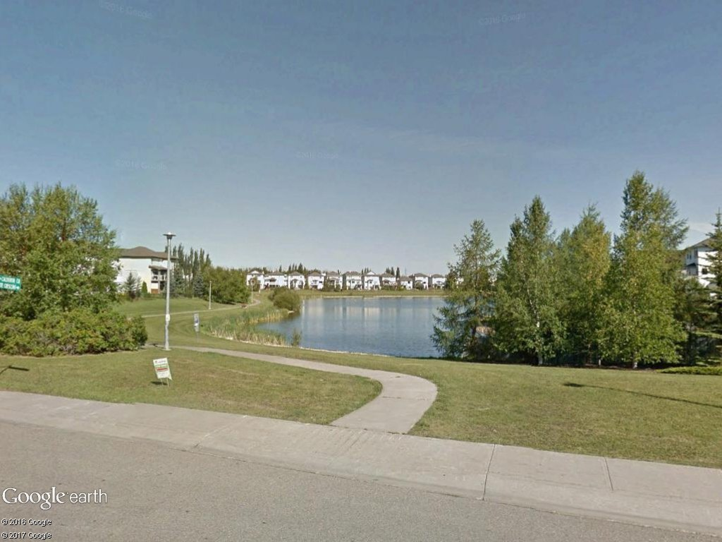 Cumberland Edmonton Lake Views